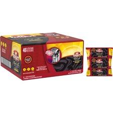 FOL 00016 Folgers Black Silk Ground Coffee Filter Packs FOL00016