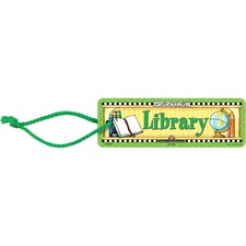 TCR 5023 Teacher Created Res. Library Pass TCR5023