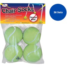 TPG 231 Pencil Grip Chair Socks TPG231