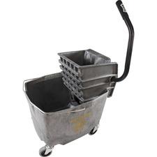 IMP 6G26353G Impact 35-qt Side Press Mop Bucket/Wringer Combo IMP6G26353G