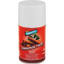 Impact Products Air Freshener Metered Aerosol 7.0 oz Cinnamon Twist - Aerosol - 169901.08 L - 198.4 g - Cinnamon Twist - 30 Day - 1 Each - CFC-free, HCFC-free, Residue-free