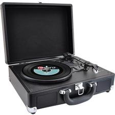 PyleHome PVTTBT6BK Record Turntable