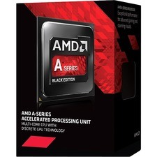 Amd A8 7670k Black Edition With 95w Quiet Cooler / Mfr. No.: Ad767kxbjcsbx