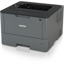 Brother HL HL-L5000D Laser Printer - Monochrome - 42 ppm Mono - 1200 x 1200 dpi Print - Automatic Duplex Print - 300 Sheets Input