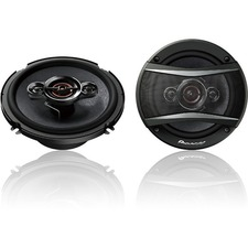 Pioneer TS-A1686R Speaker - 60 W RMS - 350 W PMPO - 4-way - 2 Pack