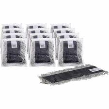 GJO 00185CT Genuine Joe Disposable Cotton Dust Mop Refill GJO00185CT