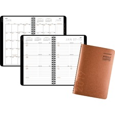 AAG70100X70 - At-A-Glance Contemporary Weekly/Monthly Planner
