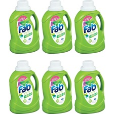 AJAPB37060 - AJAX Fab Spring Magic Ultra Laundry Detergent