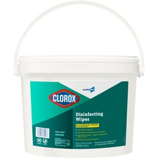 CLO 31547 Clorox Commercial Solutions Disinfecting Wipes CLO31547