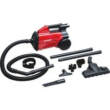 EUR SC3683B Electrolux Sanitaire Commercial Canister Vacuum EURSC3683B