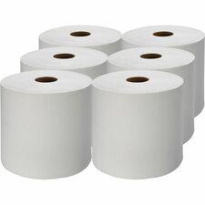 GJO 22900 Genuine Joe Hardwound Roll Paper Towels GJO22900