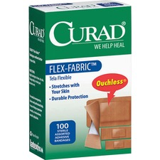 MII CUR0700RB Medline Curad Flex-Fabric Bandages MIICUR0700RB