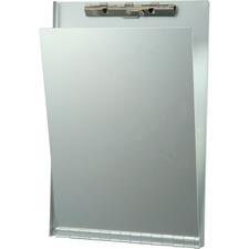 OIC 83213 Officemate Privacy Cover Aluminum Clipboard OIC83213