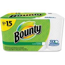PGC 95032 Procter & Gamble Bounty Full Sheet Paper Towels PGC95032