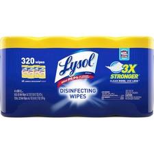 RAC 90641 Reckitt Benckiser Lysol 4-pack Disinfecting Wipes RAC90641