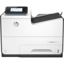 HP PageWide Pro 552dw Desktop Page Wide Array Printer - Color - 50 ppm Mono / 50 ppm Color - 2400 x 1200 dpi Print - Automatic Duplex Print - 550 Sheets Input - Ethernet - Wireless LAN - 80000 Pages Duty Cycle