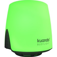 Kuando Busylight UC Omega - for Microsoft Lync/Skype for Business, Cisco Jabber & Various UC Platforms (Adhesive Mount)