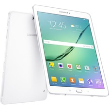 """Samsung Galaxy Tab S2 SM-T813 Tablet - 9.7"""" - 3 GB Octa-core (8 Core) 1.80 GHz - 32 GB - Android 6.0 Marshmallow - 2048 x 1536 - White"""