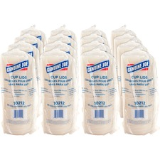 GJO 10212CT Genuine Joe Vented Hot Cup Lid GJO10212CT