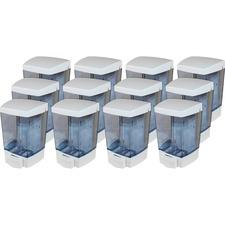 GJO 85133CT Genuine Joe 46oz Liquid Soap Dispenser GJO85133CT