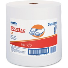 KCC 05841 Kimberly-Clark WypAll L30 Wipers Jumbo Roll KCC05841