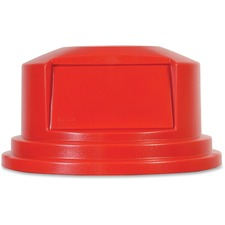 RCP 265788RD Rubbermaid Comm. Brute 55-gal Container Dome Top RCP265788RD