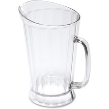 RCP 333400CLR Rubbermaid Comm. 60 oz. Bouncer II Pitcher RCP333400CLR