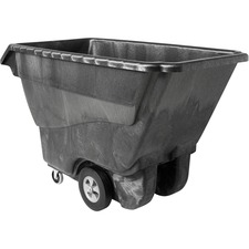 RCP 9T1500BK Rubbermaid Comm. Struct. Foam Std. Duty Tilt Truck RCP9T1500BK