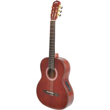 PylePro PGA33LBR Acoustic Electric Guitar