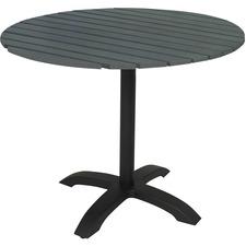 KFITSY32R1304GY - KFI Pedestal Desk