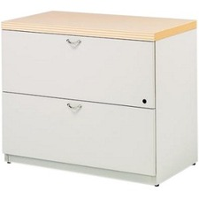 LAS72K2036LFT - Lacasse Concept 70 Lateral File - 2-Drawer