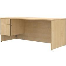 LAS4XS3672FT - Lacasse Concept 400E Pedestal Desk