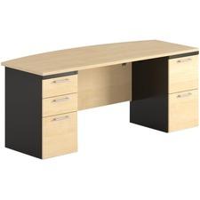 LAS31NFF3072FT - Lacasse Concept 300 Pedestal Desk