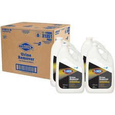 CLO31351CT - Clorox Commercial Solutions Urine Remover for Stains and Odors