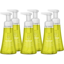 MTH 01162CT Method Products Lemon Mint Foaming Hand Wash MTH01162CT