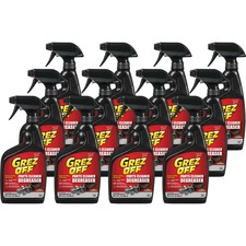 PTX22732CT - Spray Nine Permatex Grez-Off Heavy Duty Degreaser