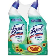 RAC 82890CT Reckitt Benckiser Lysol Power/Fresh Toilet Cleaner RAC82890CT