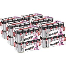 EVE E93FP8CT Energizer Max Alkaline C Batteries EVEE93FP8CT