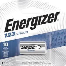 EVE EL123APBPCT Energizer Lithium 123 3-Volt Battery EVEEL123APBPCT