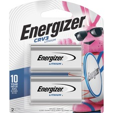 EVE ELCRV3BP2CT Energizer CRV 3-Volt Photo Lithium Battery EVEELCRV3BP2CT