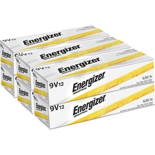EVE EN22CT Energizer Industrial Alkaline 9V Battery EVEEN22CT
