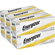EVE EN93CT Energizer Industrial Alkaline C Batteries EVEEN93CT