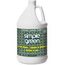 SMP 15128CT Simple Green Concentrated Carpet Cleaner SMP15128CT