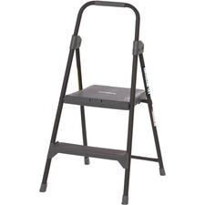 DAD BXL426002 Louisville Ladders 2' Steel Domestic Step Stool DADBXL426002