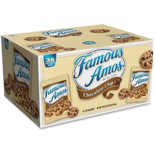 KEB10003 - Famous Amos&reg Cookies Chocolate Chip