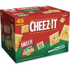 KEB10892 - Cheez-It&reg White Cheddar Crackers