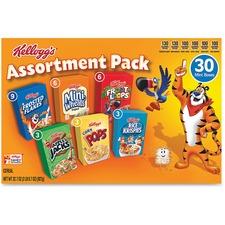 KEB14746 - Kellogg's&reg Cereal Assortment Pack