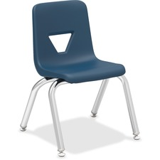 "LLR 99881 Lorell 12"" Stacking Student Chair LLR99881"