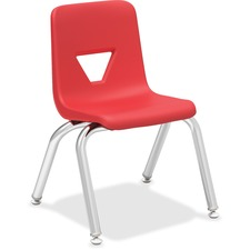 "LLR 99882 Lorell 12"" Stacking Student Chair LLR99882"