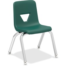 "LLR 99883 Lorell 12"" Stacking Student Chair LLR99883"